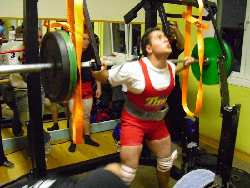 Drep 160kg